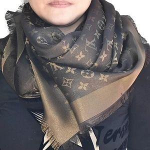 Auth Louis Vuitton Shine Shawl Monogram Brand New